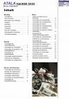 Reparaturanleitung RIS  Atala Hacker 50 Antrieb und Motor