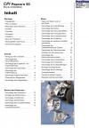Reparaturanleitung RIS  CPI Popcorn 50 Antrieb und Motor