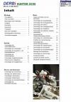 Reparaturanleitung RIS Derbi Hunter 50 Antrieb und Motor