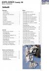 Reparaturanleitung RIS  Explorer Candy 50 Antrieb und Motor