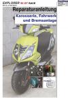 Reparaturanleitung RIS Explorer 50 GT Race Karosserie, Fahrwerk und Bremsanlage