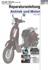 RIS Reparaturanleitung Flex Tech Luna 50 Antrieb und Motor