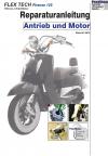 RIS Reparaturanleitung Flex Tech Retro Firenze 125 Antrieb und Motor