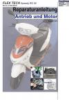 RIS Reparaturanleitung Flex Tech Speedy RC 50 Antrieb und Motor