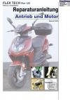 RIS Reparaturanleitung Flex Tech Fun 125 Antrieb und Motor