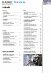 Reparaturanleitung RIS  Flex tech Thunder 50 Antrieb und Motor
