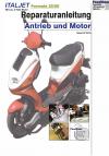 Reparaturanleitung RIS Italjet Formula 50 Antrieb und Motor
