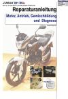 Reparaturanleitung RIS Junak 901 RS50 handbetätigte Kupplung Motor, Antrieb, Gemischbildung und Diagnose