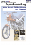 Reparaturanleitung RIS Jawa Robby handbetätigte Kupplung Motor, Antrieb, Gemischbildung und Diagnose