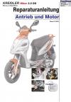 Reparaturanleitung RIS Kreidler Hiker 2.0 DD 2 Takt Antrieb und Motor