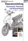 Reparaturanleitung RIS Kreidler Vabene 50 Karosserie, Fahrwerk und Bremsanlage