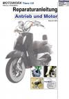 RIS Reparaturanleitung Motoworx Titano 125 Antrieb und Motor