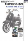 RIS Reparaturanleitung Motoworx Titano 50 Antrieb und Motor
