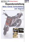 RIS Reparaturanleitung Motrac 125 M5 Urban (Vergaser) Motor, Antrieb, Gemischbildung u.Diagnose
