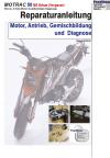 RIS Reparaturanleitung Motrac 50 M5 Urban (Vergaser) Motor, Antrieb, Gemischbildung u.Diagnose