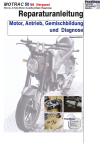 RIS Reparaturanleitung Motrac 50 M6 (Vergaser) Motor, Antrieb, Gemischbildung u.Diagnose