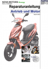 RIS Reparaturanleitung Nova Motors Energy 50 Antrieb und Motor