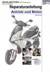 RIS Reparaturanleitung Nova Motors GT Extreme 50 Antrieb und Motor
