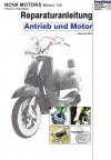 RIS Reparaturanleitung Nova Motors Milano 125 Antrieb und Motor
