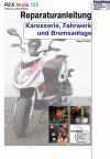 Reparaturanleitung RIS  Rex Imola 125 Karosserie, Fahrwerk und Bremsanlage