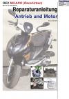 Reparaturanleitung RIS Rex Milano 50 Antrieb und Motor