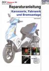 Reparaturanleitung RIS Rex Monaco 50 Karosserie, Fahrwerk und Bremsanlage