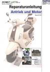 Reparaturanleitung RIS Latte City 50 4T Antrieb und Motor