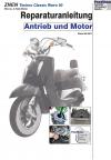 RIS Reparaturanleitung ZNEN Techno Classic Retro 50, Antrieb und Motor